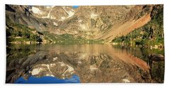 Lake Isabelle Beach Towel