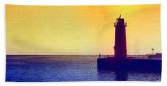 Lake Michigan Beach Sheet