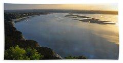 Lake Travis Sunset Beach Sheet
