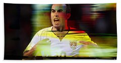 Landon Donovan Beach Towel