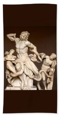 Laocoon And Sons Beach Towel