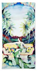 Laura Beach Towel