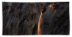 Lava Flow Beach Sheet