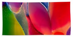 Lava Lamp Beach Towel