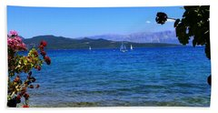 Lefkada Beach Towel
