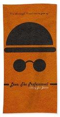 Leon The Professional Beach Towel