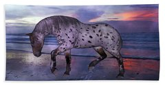 Leopard Appaloosa Beach Towel