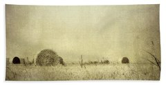 Let The Rain Come Down Beach Towel by Trish Mistric