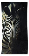 Light And Shade Beach Towel by David Stribbling