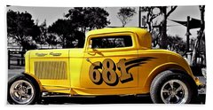 Lil' Deuce Coupe Beach Sheet