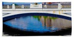 Sean Heuston Dublin Bridge Beach Sheet
