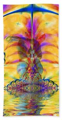 Liquid Lace Beach Towel
