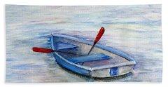 Little Boat Beach Sheet