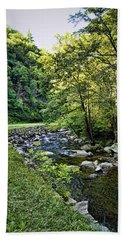 Little River Road Beach Towel