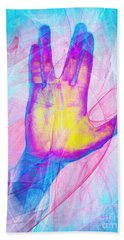 Live Long And Prosper 20150302v1 Beach Towel