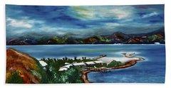 Loloata Island Beach Sheet