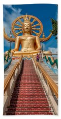 Lord Buddha Beach Towel