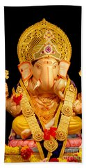 Lord Ganesha Beach Towel
