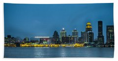 Louisville Ky 2012 Beach Towel