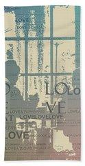 Love At Longwood Beach Sheet