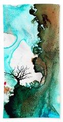 Love Has No Fear - Art By Sharon Cummings Beach Towel