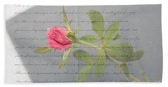 Love Letter Lyrics And Rose Beach Sheet