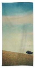 Love Your Own Company Beach Towel