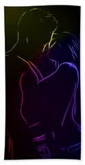 Lovers Forever Beach Towel