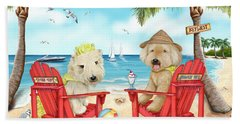 Loving Key West Beach Sheet