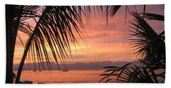 Loving La Cruz Beach Towel