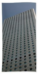 Low Angle View Of A Building, Jardine Beach Towel by Panoramic Images