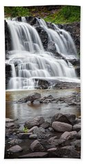 Lower Gooseberry Falls Beach Towel