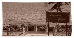 Lungomare Mazzini Beach Towel