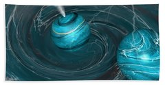 Maelstrom Beach Towel