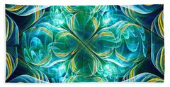 Magic Mark Beach Towel