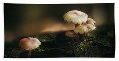Magic Mushrooms Beach Towel