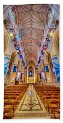 Magnificent Cathedral II Beach Towel