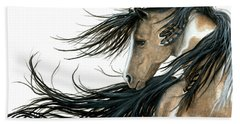 Majestic Horse Series 89 Beach Towel