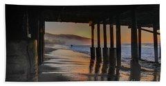 Malibu Color Beach Towel