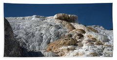 Mammoth Hot Springs 2 Beach Sheet