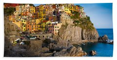 Manarola Beach Towel
