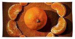 Mandarin - Vignette Beach Towel