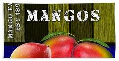 Mango Farm Beach Towel