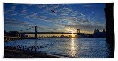 Manhattan Sunset Beach Sheet