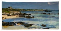 Mannin Bay Ireland Beach Towel