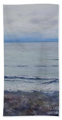 Manx Mist Beach Towel