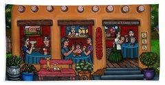 Maria's New Mexican Restaurant Beach Sheet