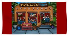Maria's New Mexican Restaurant Beach Sheet