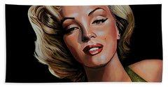 Marilyn Monroe 2 Beach Towel