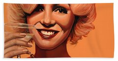Marilyn Monroe 5 Beach Towel